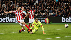 Carroll's late leveller spares Hart's...
