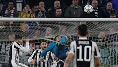 Ronaldo magic fires Real past 10-man...