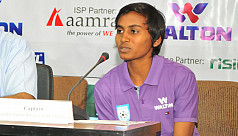 Bangladesh girls brace for first ever...