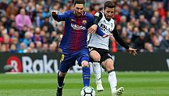 Barca move closer to title