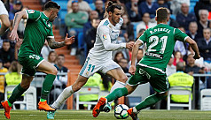 Real labour to win over Leganes without...