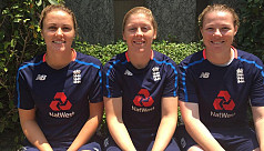 Three England women earn Wisden...
