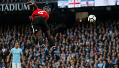 Pogba leads thrilling United...