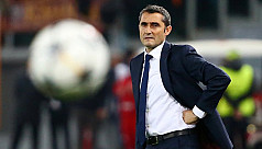 Valverde blasted after historic Barca...