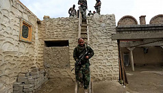Afghan air strike kills Islamic State...