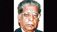 Former BNP minister M Shamsul Islam...