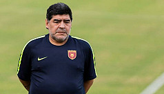Maradona quits as coach of second division...