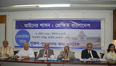 Speakers: Ensure rule of law to protect sanctity of the constitution