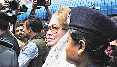 Doctors: Sending Khaleda abroad for...