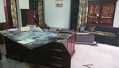 DUTA condemns attack on VC's house