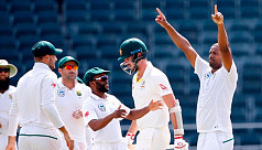 Philander bowls S Africa to record win...