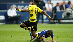 Batshuayi could miss World Cup after...