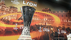 Europa League trophy stolen and recovered...