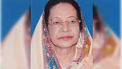 Ex-president Dr Iajuddin's wife Anwara Begum dies