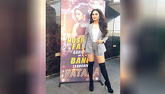Nusraat Faria's debut single 'Pataka'...