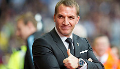 Rodgers rules out replacing Wenger as...