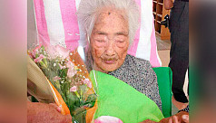 World's 'oldest person' dies in Japan...