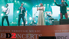 Star-studded show at AKF's jubilee concert...