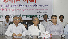 Fakhrul: People have forgotten the famine...