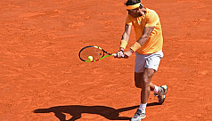 Fab 40: Nadal eases into Barcelona...