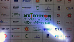 Nutrition Olympiad 2018 held at...