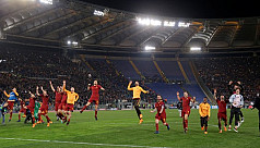 Rome goes crazy over Roma miracle