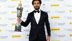 Free-scoring Salah crowned PFA Player...