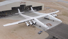 Infographic: World's largest aircraft...