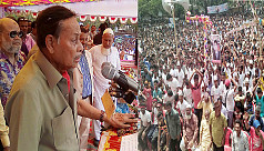 Ershad: Give JaPa 22 seats in Rangpur,...