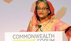 PM Hasina: Women's empowerment should...