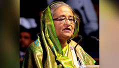 PM Hasina to return home Monday