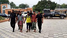 RAB detains 3 suspected Ansar al-Islam...
