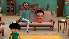 First ever 3D animation cartoon series in Bangla