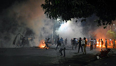 Over 50 injured as police, quota reform...