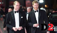 Prince Harry asks brother William to...