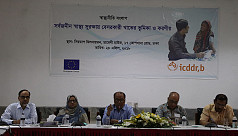 Health Policy Dialogue of icddr,b held...