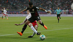 Brandt stars as Leverkusen hit back...