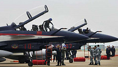 China air force circles Taiwan in latest...