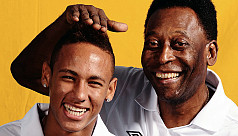 Pele confident Neymar can lead Brazil...