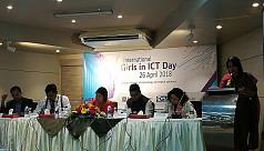 'Equal employment of men, women in ICT...