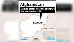 Twin Kabul suicide blasts kill at least...