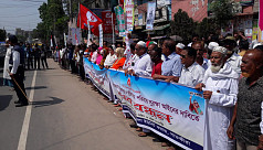 Freedom fighters hold rally in Satkhira,...