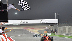 Vettel marks 200th race with thrilling...