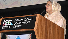 PM Hasina calls for forging an alliance...