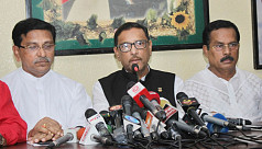 Obaidul: Foreign powers can't put anyone...