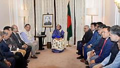PM Hasina: Give apt response to BNP-Jamaat's...