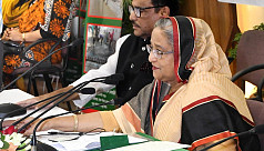PM Hasina opens to traffic several road...