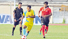 Arambagh into U-18 Football...