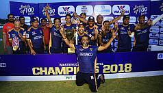 Dhaka clinch Masters Cricket...