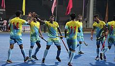 Abahani hand Bangladesh SC 10-0...